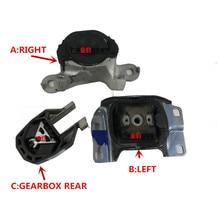 Ножка Двигателя Резиновый Пирс для Volvo S40 C30 C70 S60 S80L коробка передач Монтажный кронштейн подвеска подушка 31262676 31359779 9487349