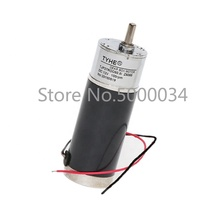цена на Low noise small size 37mm 12v 20rpm silent dc electric gear motor for massager