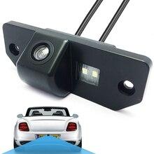 Водонепроницаемая Автомобильная камера заднего вида с углом обзора 170 градусов, камера заднего вида для Ford Focus 2 Sedan 2005-2011 C-Max