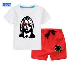Детские комплекты одежда 2020 летний повседневный комплект для