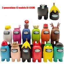 2020 jogo entre nós figuras de ação pvc modelo brinquedos computador desktop bonecas presentes conjunto
