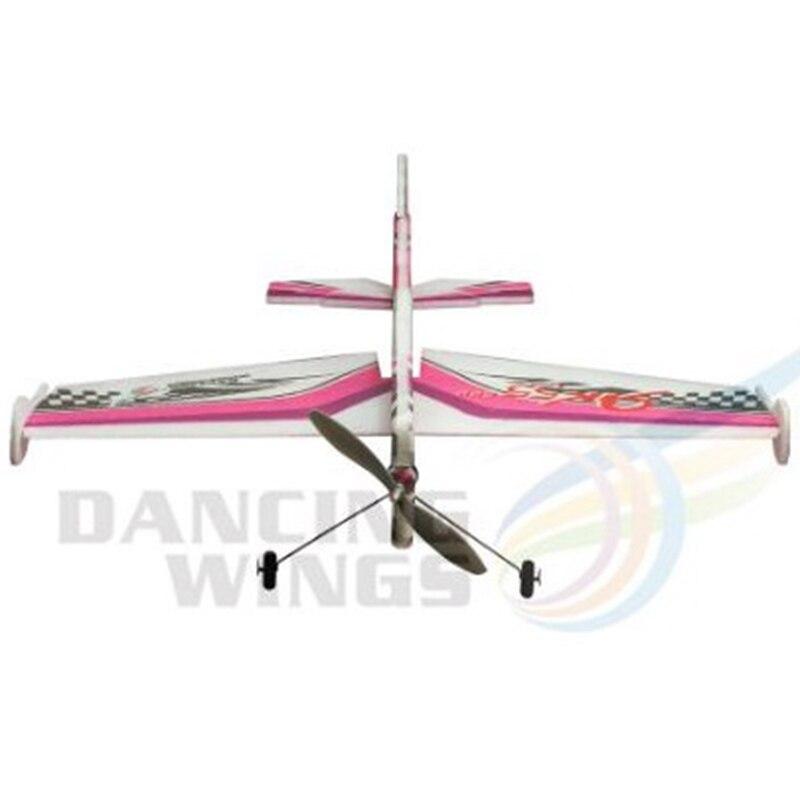 Avion d'entraînement télécommandé EPP mousse YAK55 800mm modèle de voltige 3D 4