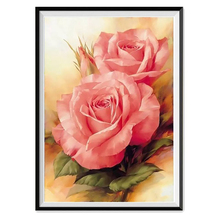 Diamond Painting 5D DIY Paintings Decoration Flower Cross Stitch Home Decor Embroidery