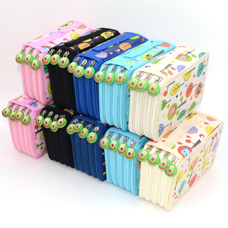 Owl Pencil Case Kawaii School Supplies High Capacity Estuche Escolar Estuches Pencil Box Pencilcase Trousse Scolaire Stylo