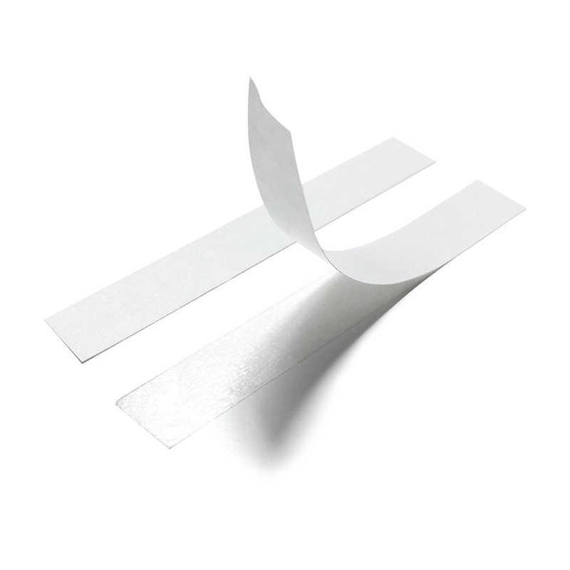 EZONE Multiusos Dupla Face Limpar Fita Adesiva Força de Adesão Forte Fita Dupla Face Tamanho Diferente Transparente Fita Transparente