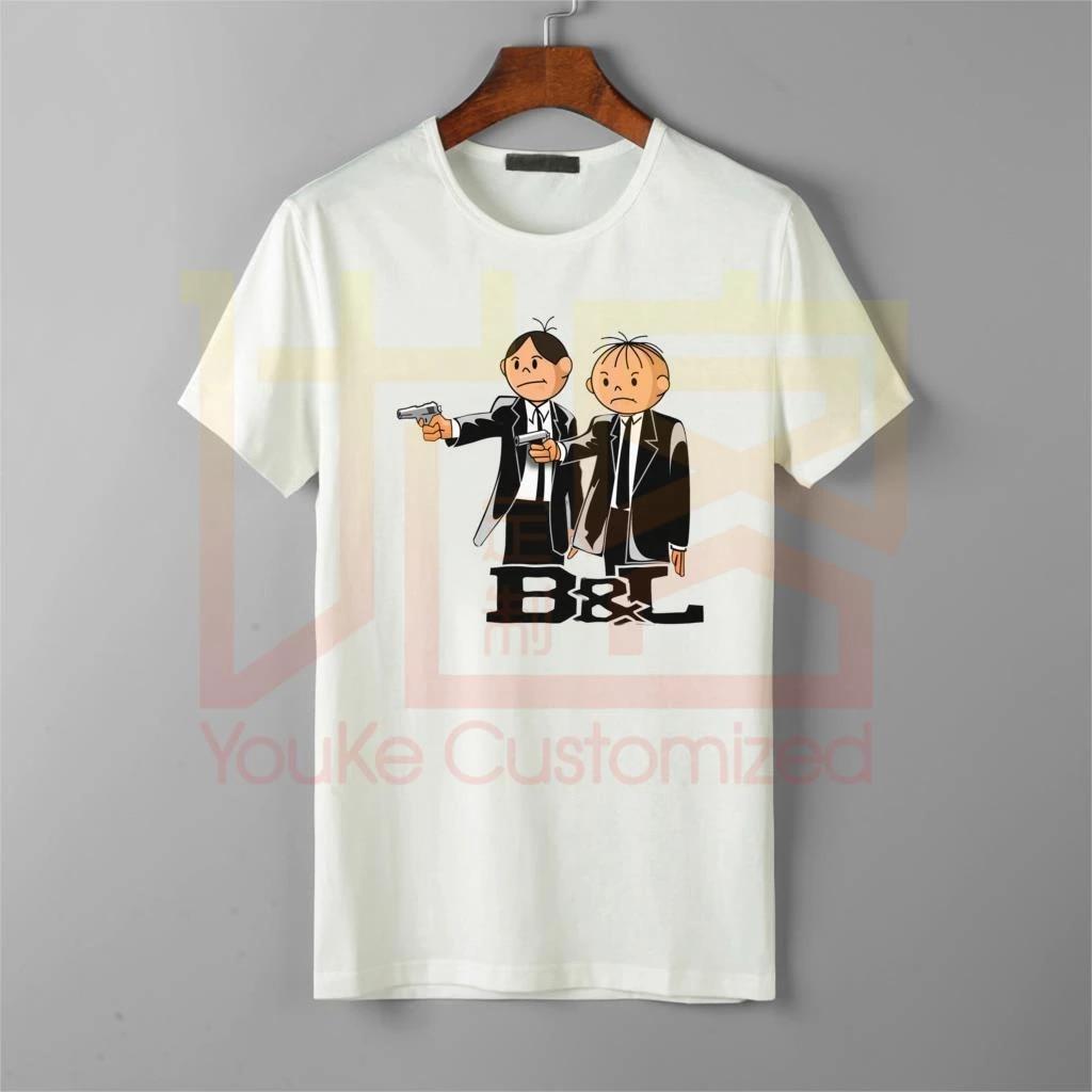 bolek i lolek POLAND Koszulka smieszna Polish T-shirt Polska bajki prl prezent
