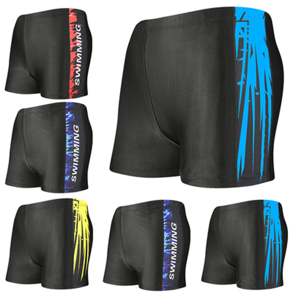 Swimwear Men Sexy Swimsuits Briefs Surf Board Beach Wear Man Swimming Trunks Breathable Swim Boxer Shorts Boys Swimsuit