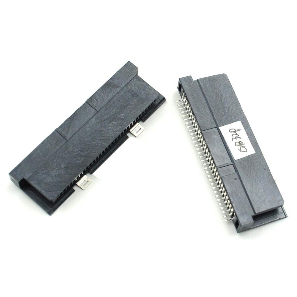 High Quaity 32 Pin 32pin Game Cartridge Card Slot Connector Adapter Reader For GameBoy Color For GBC GB Console