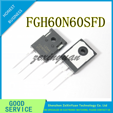10 ピース/ロットFGH60N60SFD FGH60N60 60N60 igbt 600v 120A 378 ワットに 247