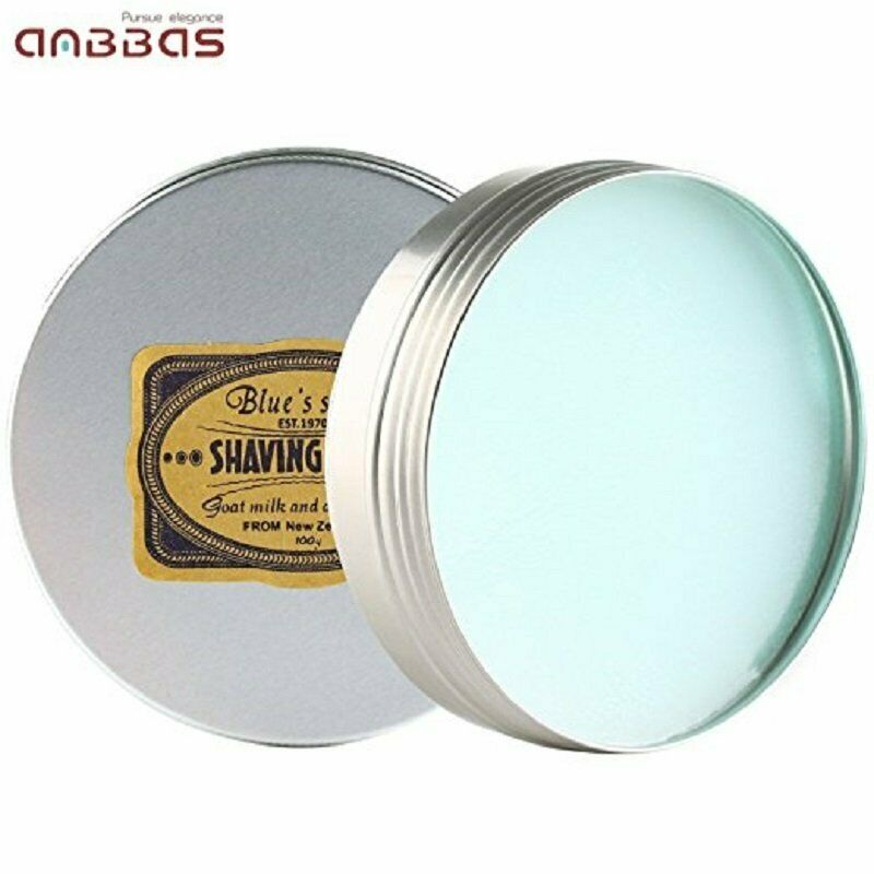 Men's Cologne Scent SHAVING CREAM SOAP 100g Foaming Lather Barber Salon Tool