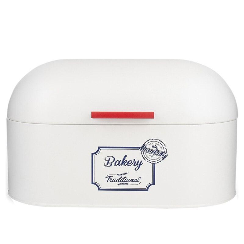 Casa caixa de pão cozinha alimentos lanches pão armazenamento escaninhos titular recipiente