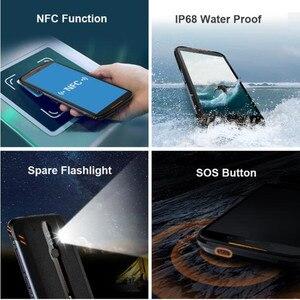 """Image 4 - Original HOMTOM HT80 IP68 étanche Smartphone 4G LTE Android 10 5.5 """"18:9 HD + MT6737 NFC sans fil charge SOS téléphone portable"""
