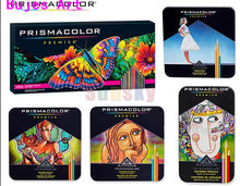 Original 24 48 72 132 150 eua prismacolor premier oleosa arte cor lápis sanford lapis colorido de arte, lápis para colorir