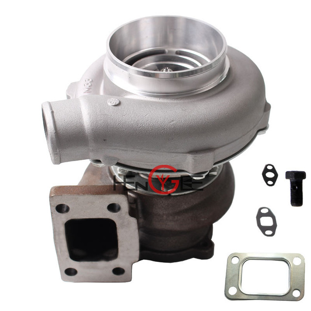 GT3076R GT30 GT3036 Turbocharger 500HP T3 Turbo External  Perfect for all 6 / 8 cyl 3.0L 5.0L engine