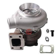 Turbo GT3076R GT30 GT3036 Turbo 500HP T3 turbo harici tüm 6 / 8 silindir 3.0L 5.0L motor