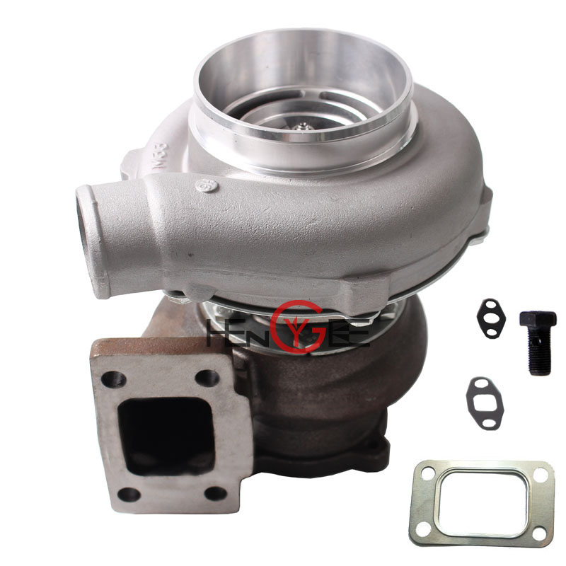 turbocharger  GT3076R GT30 GT3037 Turbocharger 500HP T3 Turbo External  Perfect for all 6 / 8 cyl 3.0L 5.0L engine Turbo Chargers & Parts     - title=