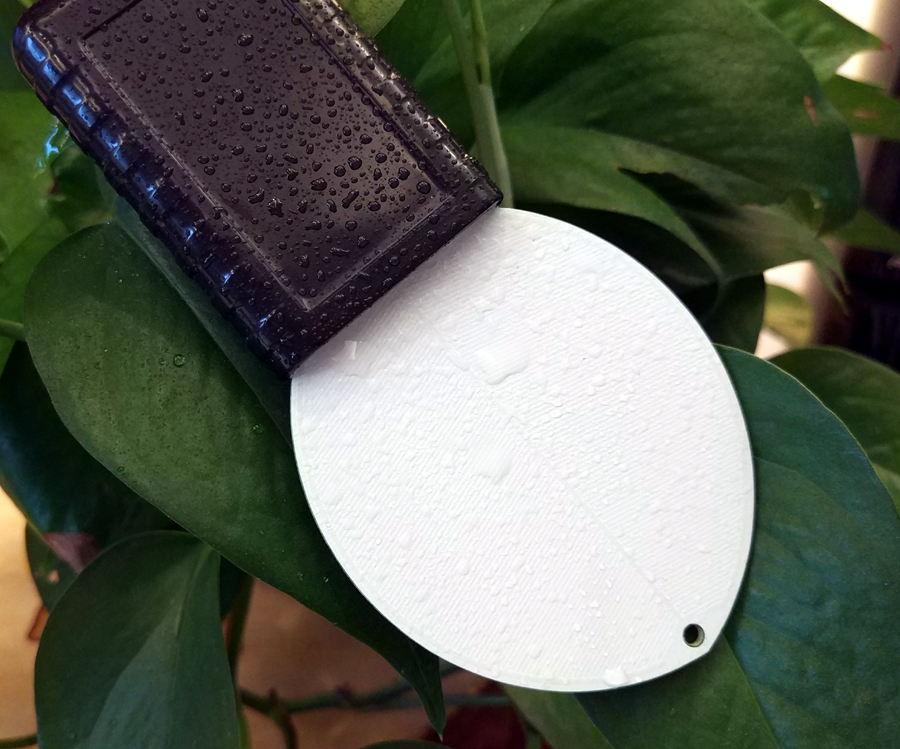 FWS-1 Leaf Surface Humidity Sensor, Foliar Moisture Sensor, 0-2V, 0-5V, 4-20mA Output