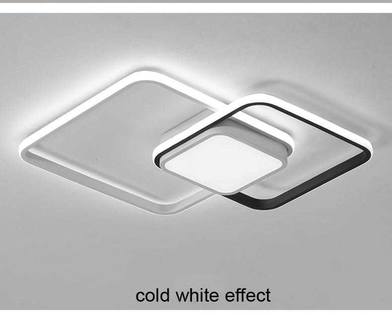 Hab19576fe370468fb69bfafa6c7d0a811 New design LED Ceiling Light For Living room Dining Bedroom luminarias para teto Led Lights For Home lighting fixture modern