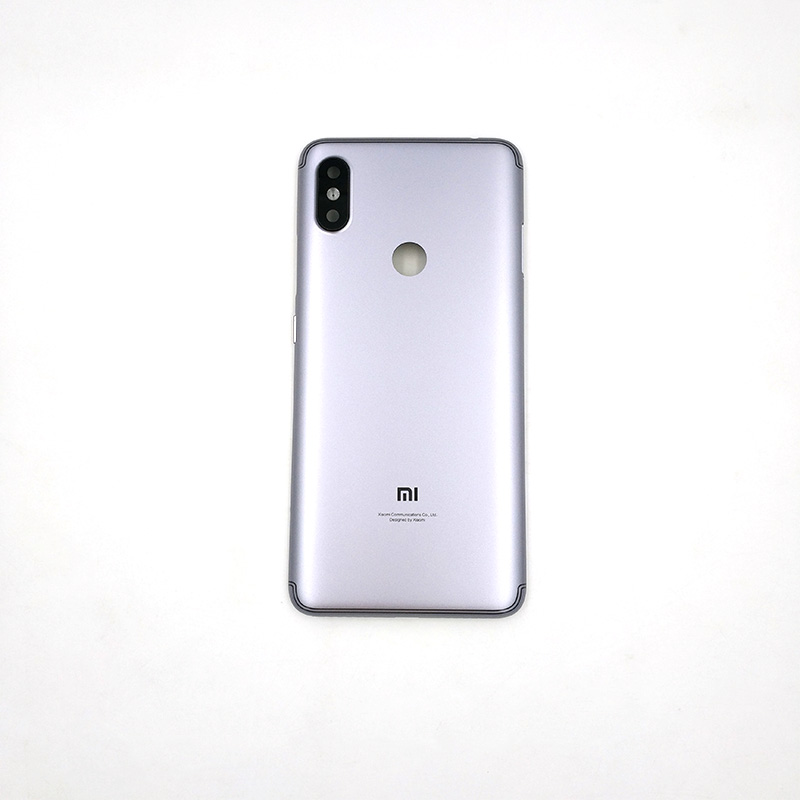 Image 4 - Original Xiaomi Redmi S2 Back Door Housing Case For Redmi S2 Replacement Protection Phone Battery Back Shell Cover With Logo-in Fitted Cases from Cellphones & Telecommunications