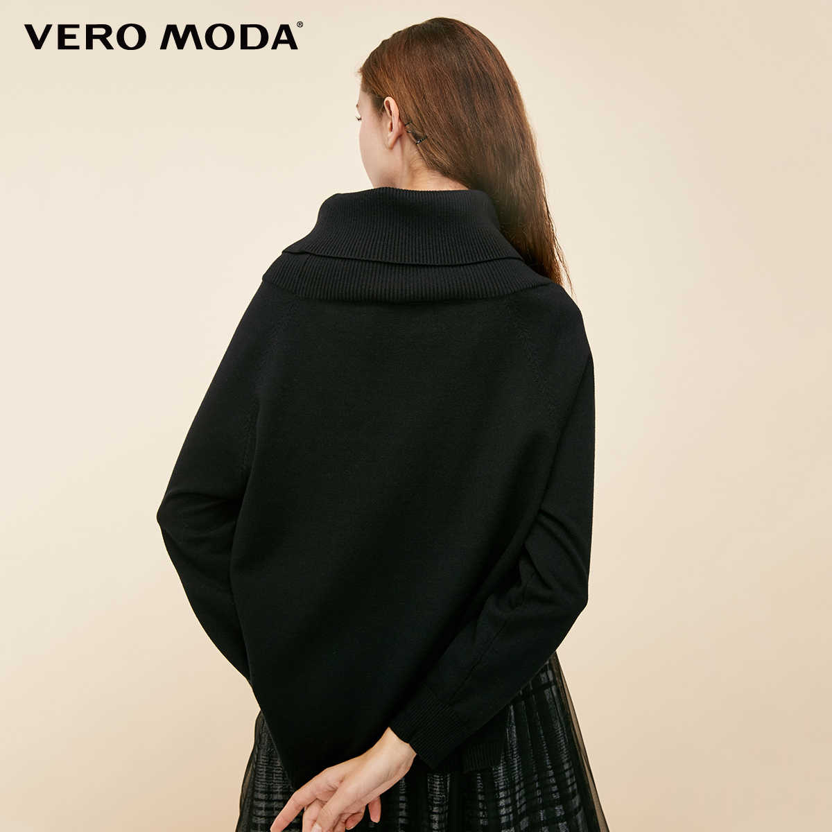 Vero Moda Women street Style  letter printed  Assorted color sweater | 318424513