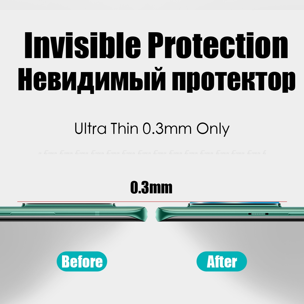 Back Camera Lens Clear Tempered Glass For One Plus Screen Protector 4