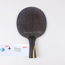 PINGPONG NO.4 professional dhs table tennis ping pong rackets carbon blade Ayous Spruce KOTO dhs dipper dm sp1000 sp 1000 sp 1000 penhold short handle cs table tennis ping pong blade