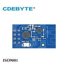 E01-ML01DP4 nRF24L01P 2.4GHz 20dBm PA SPI DIP IoT Uhf Wireless Transceiver Module PCB