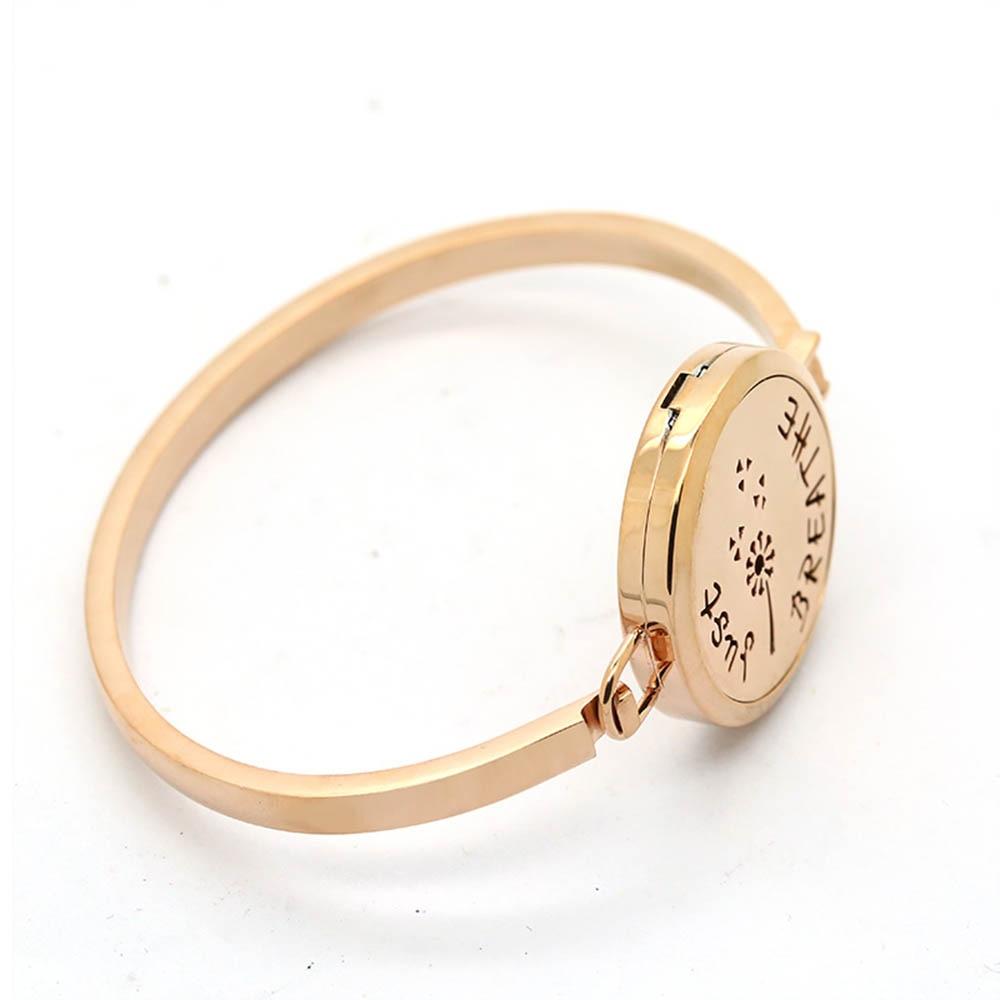 perfume essential oil diffuser bangles bracelet