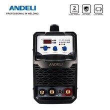 ANDELI 스마트 휴대용 단상 지능형 다기능 3 in1 용접기 CT 520D 컷/MMA/TIG 용접기