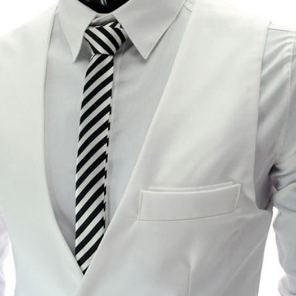 Hab1b9e4ad6b14e18890d768498fd9606K - 2020 New Arrival Casual Sleeveless Formal Business Jacket Dress Vests For Men Slim Fits Mens Suit Vest Male Waistcoat Homme