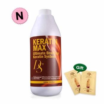 5sec advanced keratin hair 1000ml professional brazilian keratin hair treatment straightening 5% eliminate frizz &make Shiny недорого