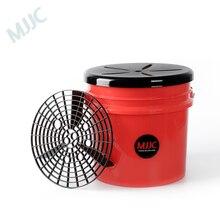 MJJC детальное ведро для мойки автомобилей с зернистостью Хранитель и сиденье комплект крышек