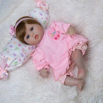 Кукла-младенец KEIUMI 17D03-C374-T29-H102-H162 4