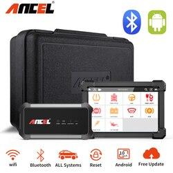 Ancel X7 OBD2 Scanner Bluetooth WIFI Auto Car Diagnostic Tool OBD 2 Engine Analyzer  Free Update Automotive Scanner Professional