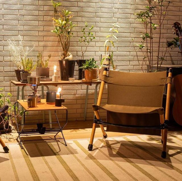 Wooden Foldable Outdoor Chair 2