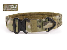 1.95 Inch TY Gunner fighter Tactical Combat Riggers Belt Molle Genuine Multicam Belt(SKU051436)(China)
