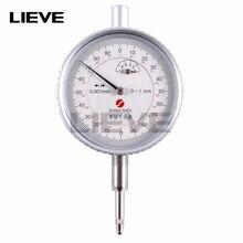 0-1mm/0-3mm/0-5mm 0,001mm mikron messuhr 1mm/3mm/5mm stoßfest anzeige messuhr gauge