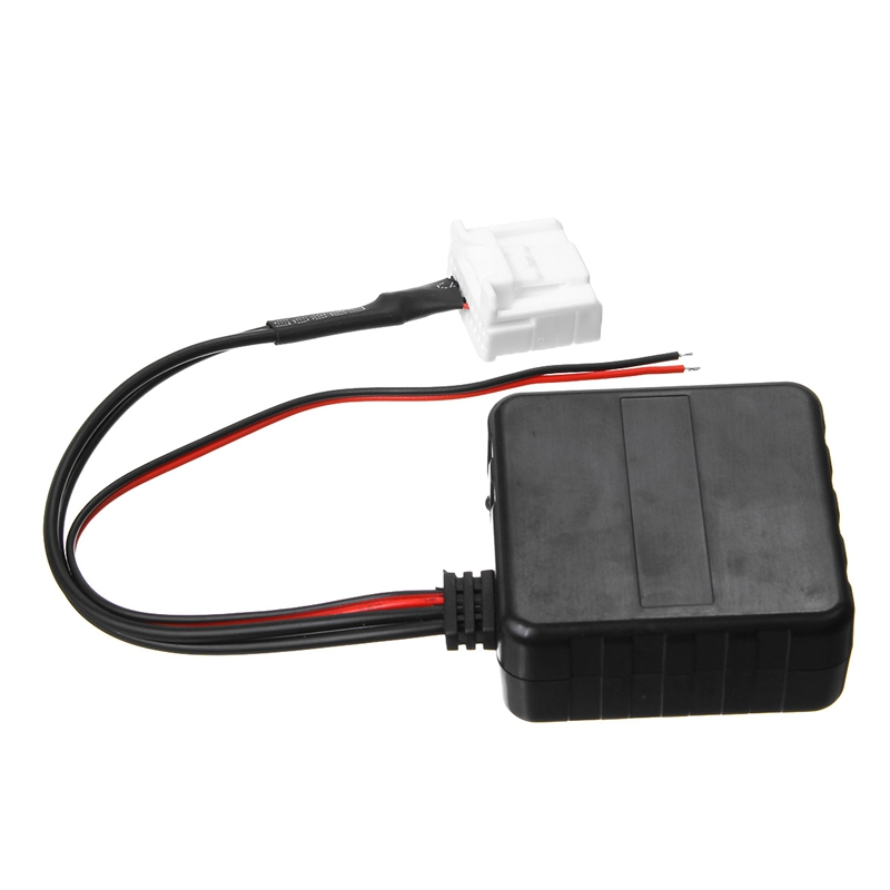 Car Wireless Bluetooth Module Adapter Aux Audio Cable For Toyota 4 Runner Camry Matrix 2007-2009