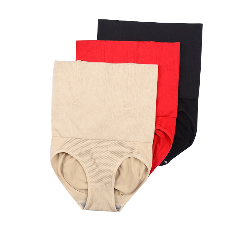 Wholesale underwear high waist shapers panties for women Bonding Seamless XL, Pink