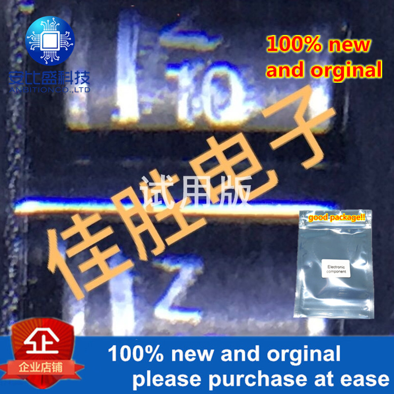 30pcs 100% New And Orginal 10V Glass Passivated Zener Diode DO213AB Silk Screen Z10   In Stock