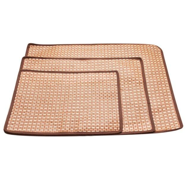 Nouveau tapis de chien tapis de refroidissement dété tapis pour chiens chat couverture canapé respirant chien lit été animaux de compagnie tampons de refroidissement tapis lavables