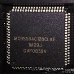 Новинка, MC9S08AC128CLKE qfp80 5 шт.