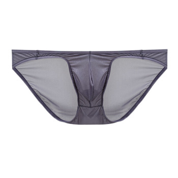 Sexy Men Briefs Underwear Men's Big Pouch Briefs Underpants male Panties Polyester Male Lingeries 12