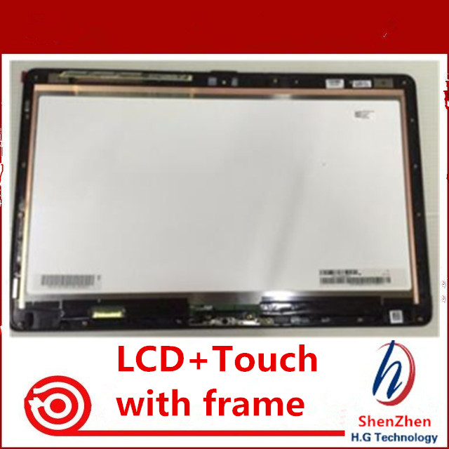 13.3 Full LCD Display Touch Digitizer Screen Assembly For Sony Vaio SVF13N17SCB SVF13N12STB SVF13N18SCB SVF13NA1UM SVF13N24CXB