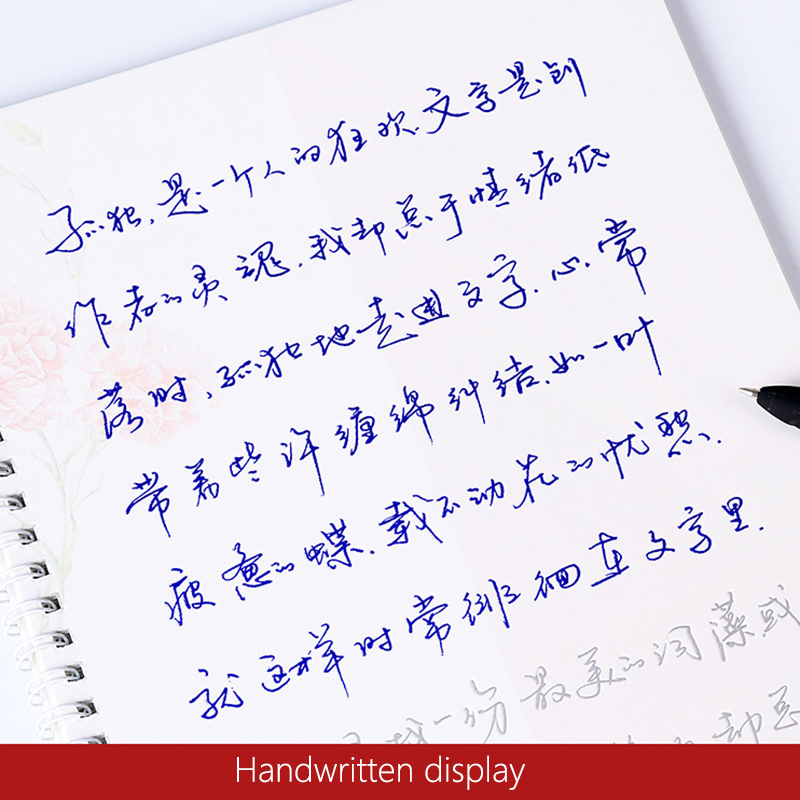 3PCS 3D Chinese Characters Reusable Groove Calligraphy Copybook Erasable pen Learn hanzi Adults Art writing books