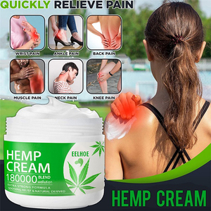 Hemp Oil Adult Topical Ointment Relieves Shoulder Waist And Knee Pain Relief The Pain Sooth The Body TSLM1