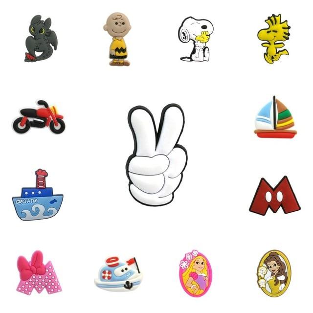 1pcs Pvc Cute Cartoon Figure lovely Animals Fridge Magnet Decor Magnets for Refrigerators Home Decoration Accessories 1