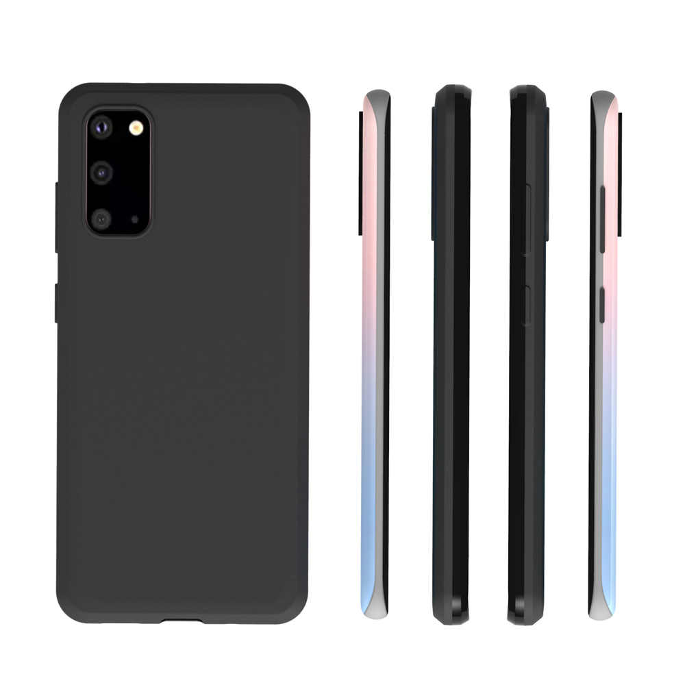 black matte <strong>no</strong>n slip skid proof soft tpu   clear