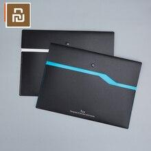 Youpin Fizz produit de classement A4 porte fichiers organisateur scolaire 2 couches grande capacité Document sac mallette daffaires bureau