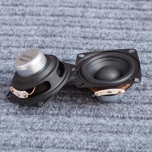 Image 5 - 2pcs 2 นิ้ว Full Range ลำโพงบาร์เสียงแบบพกพา 4 โอห์ม 8 โอห์ม 15W ลำโพงกลางแจ้ง DIY HIFI boombox โฮมเธียเตอร์ 5.1 ลำโพง